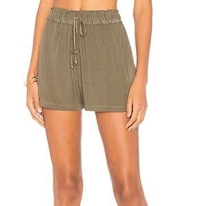 Splendid Olive Shorts size L